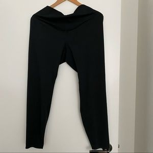 NWT Nike Women's mid rise tight fit full length 2X